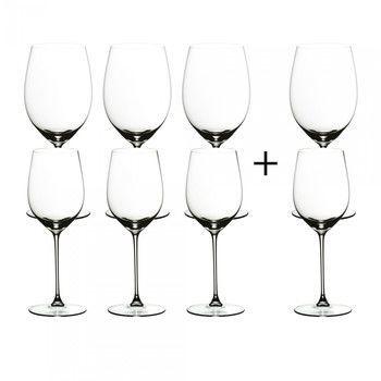- Veritas Weinglas Geschenk Set 6+2 -