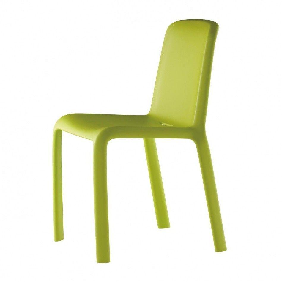 Snow chaise de jardin pedrali chaises meubles d for Chaise a trou