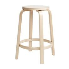 Artek - 64 Bar Chair Clear Lacquered Base 65cm