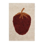 ferm LIVING - Tapis Fruiticana Tufted Fraise 180x120cm