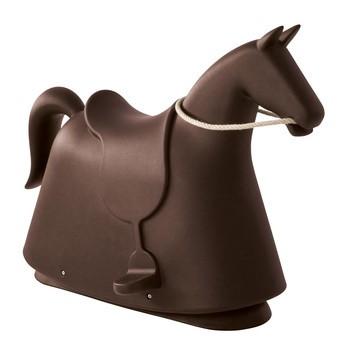 Magis - Me Too Rocky Rocking Horse - brown/matt/H: 71,5cm