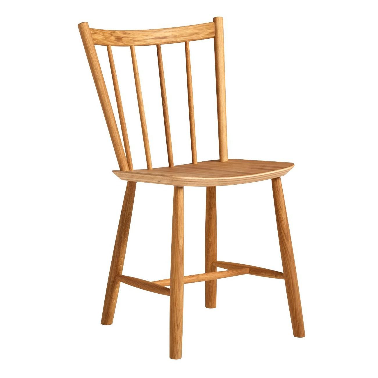 Hay J41 Chair Oak Ambientedirect