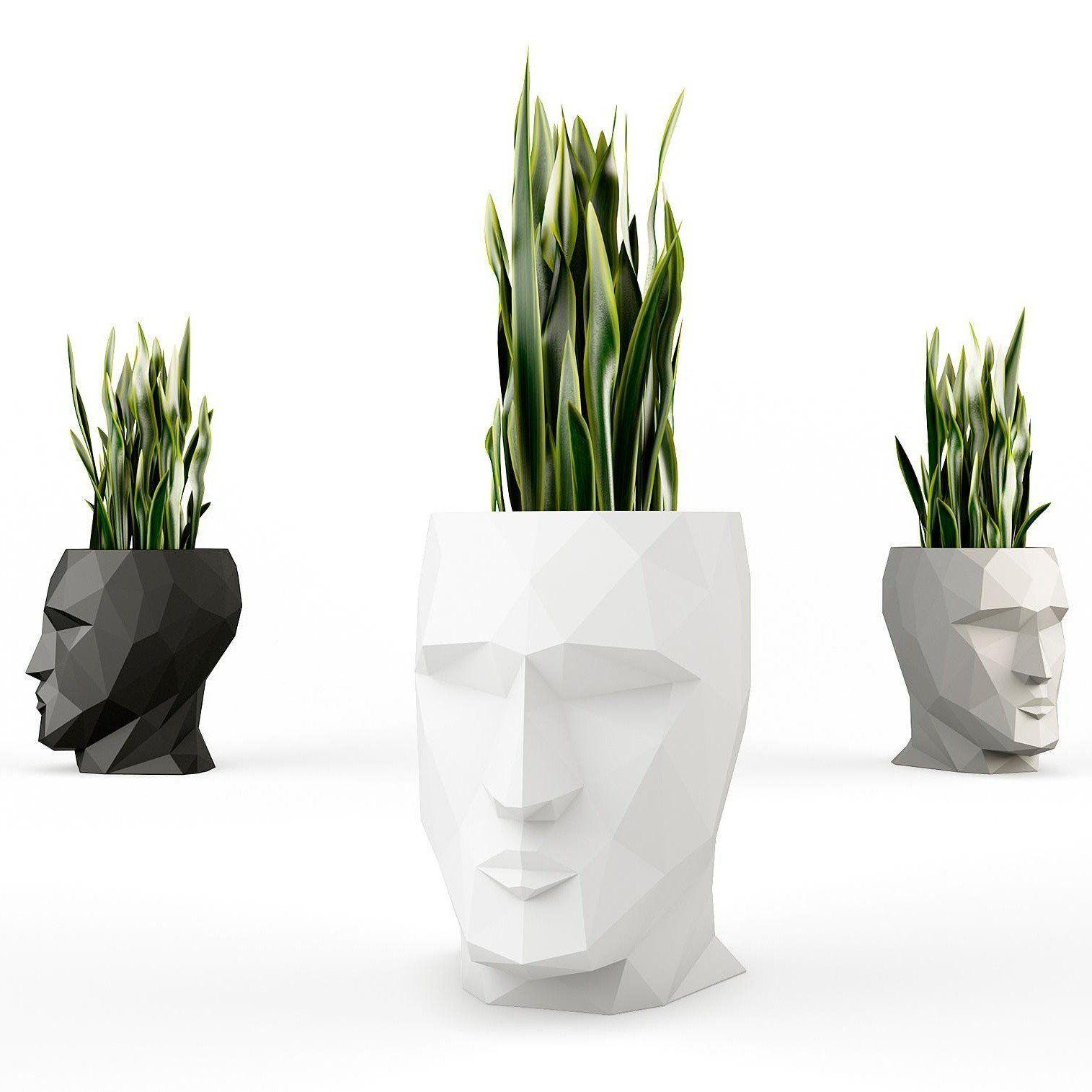 Vondom Adan Flower Pot | AmbienteDirect