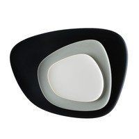 Kartell - Namasté Plate Set of 3