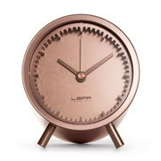LEFF Amsterdam - LEFF Tube - Horloge de table index
