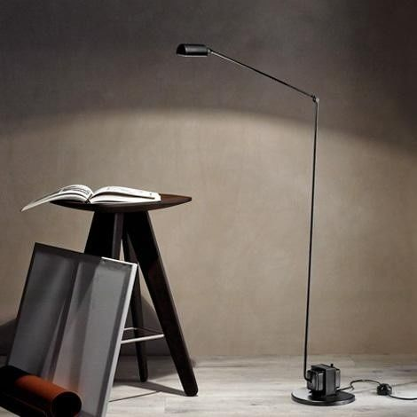 Daphine Terra Led Floor Lamp Lumina Ambientedirect Com