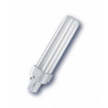QualityLight - FLUO G24q-3 Kompakt 26W - opal/Glas/Energieeffizienzklasse b/Gewichteter Energieverbrauch 26 kW/1000 h