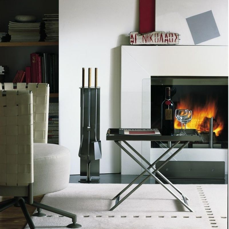 pare feu peter maly conmoto chemin es au coin du feu. Black Bedroom Furniture Sets. Home Design Ideas