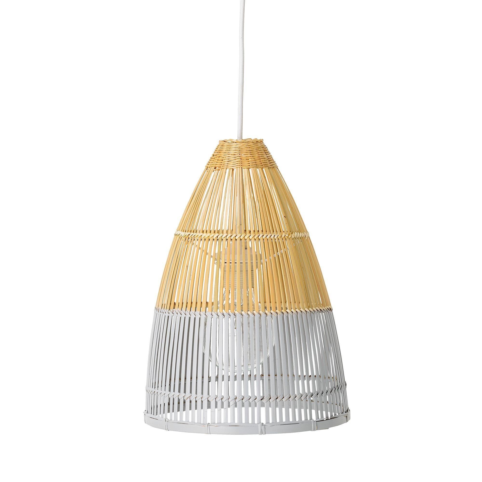 Bloomingville Bamboo Pendant Lamp Ambientedirect