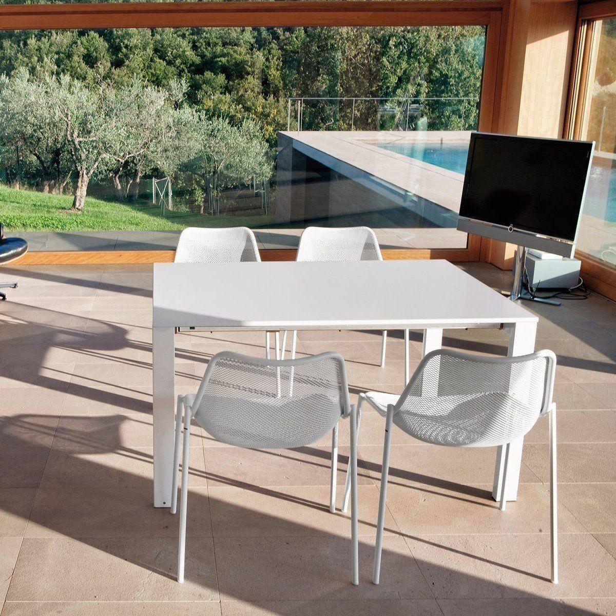 Round Gartenstuhl   emu   AmbienteDirect.com