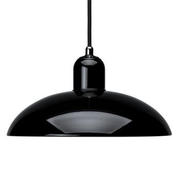 Kaiser Idell - Kaiser Idell 6631-P Pendelleuchte - schwarz/glänzend