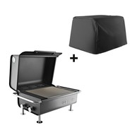 Eva Solo - Eva Solo Promo Set Box Gas Grill + Cover for Free