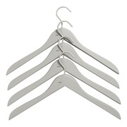 HAY - Soft Coat Slim kleerhanger-set van 4