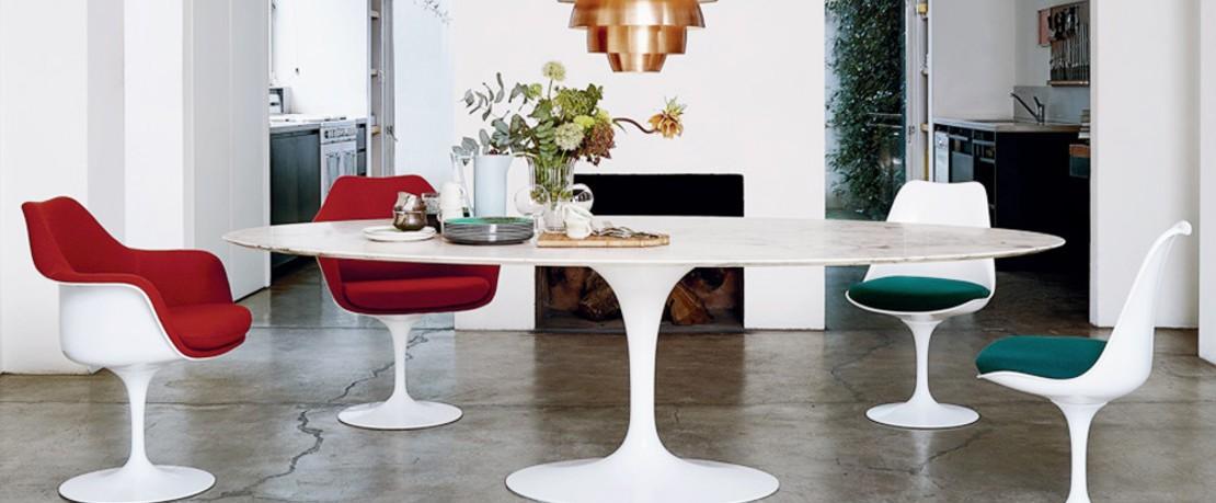 Hersteller Knoll Tulip-Chair Presenter