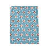 Fermob - Moulins à vent Tablett 28x20cm - lagunenblau