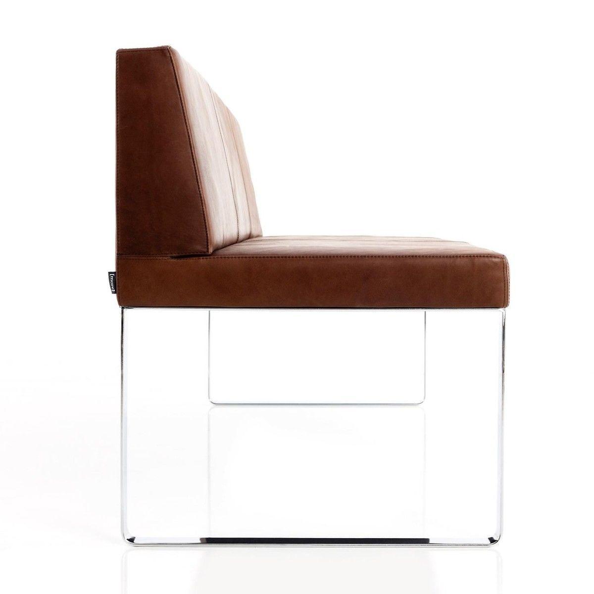 bop banc avec dossier more. Black Bedroom Furniture Sets. Home Design Ideas