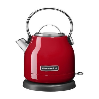 KitchenAid - 5KEK1222 Elektrischer Wasserkocher 1.25L - empire-rot/LxBxH 22.6x17.8x26.2cm/1500W/50-60Hz/220-240V
