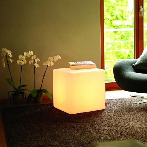 Moree - Cube LED Sitzwürfel