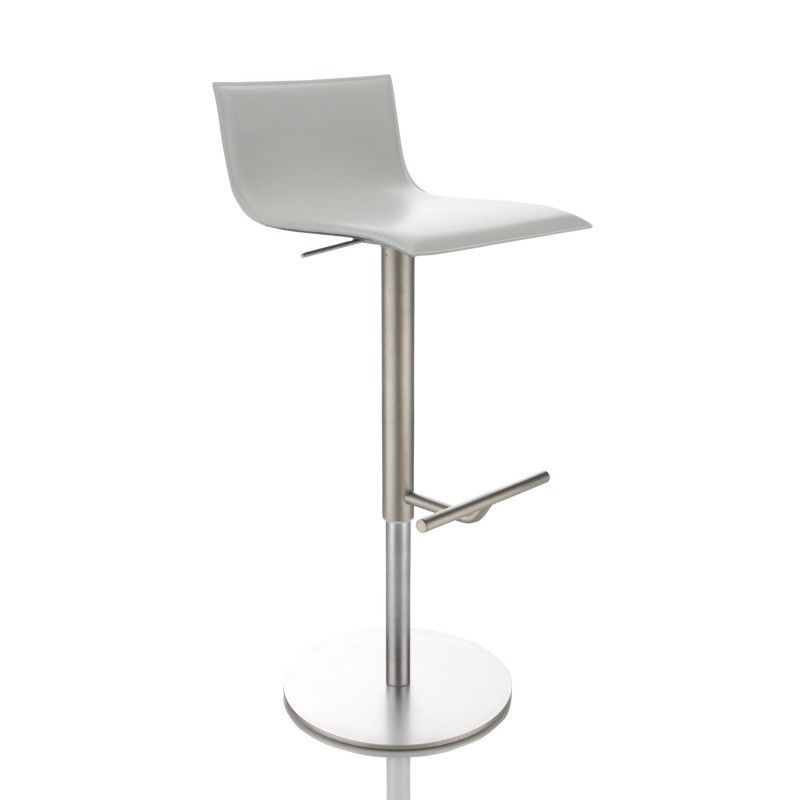 Thin Bar Stool Adjustable La Palma Ambientedirect Com