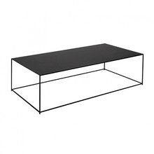 Zeus - Slim Irony Side Table 124x62x34cm