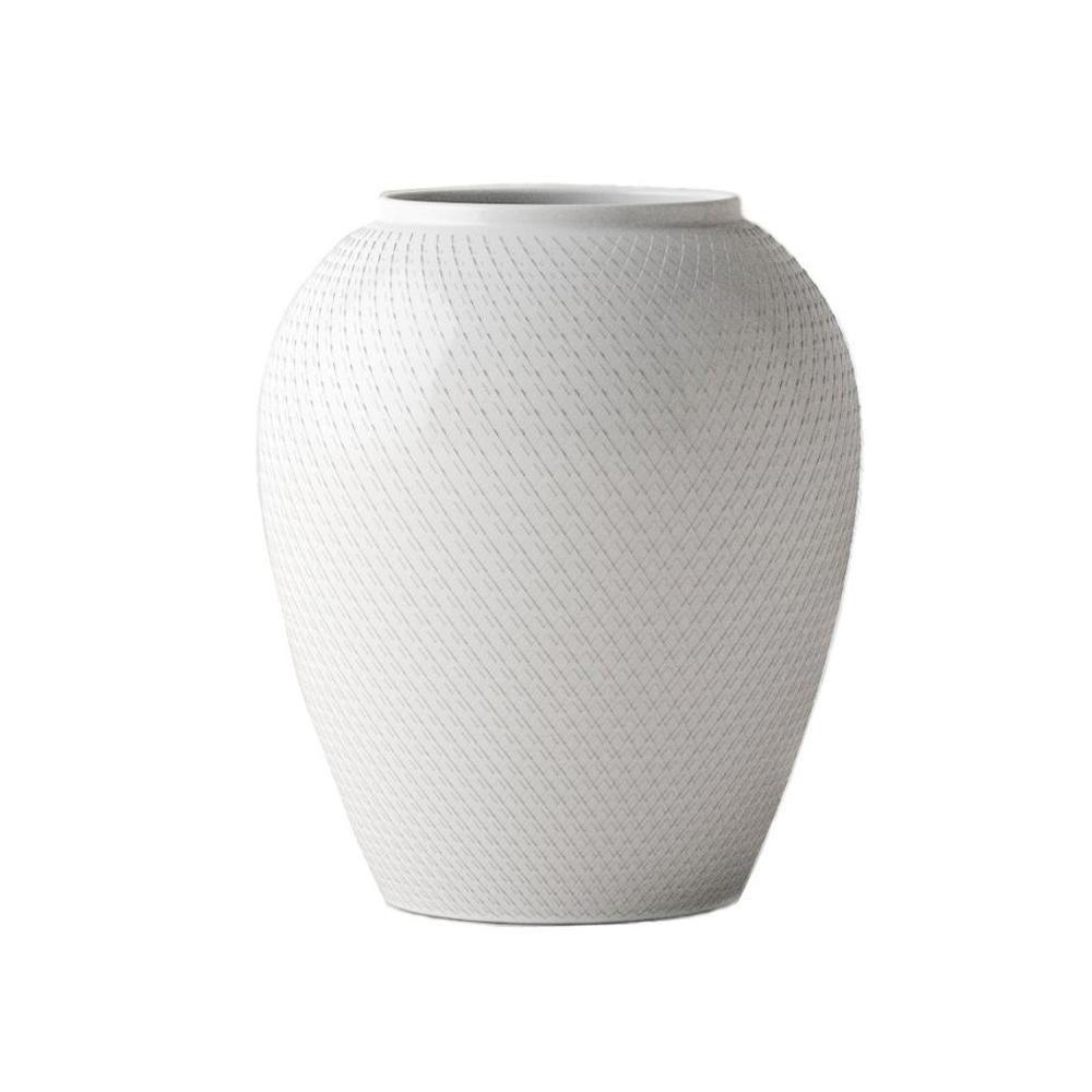 lyngby rhombe vase lyngby porcel n. Black Bedroom Furniture Sets. Home Design Ideas