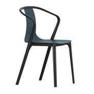 Vitra - Belleville Armchair Plastic-Chaise de jardin