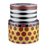 Alessi - Circus  - Deux boîtes porte-objets