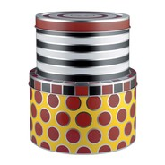 Alessi - Circus  Set of 2 all-purpose boxes