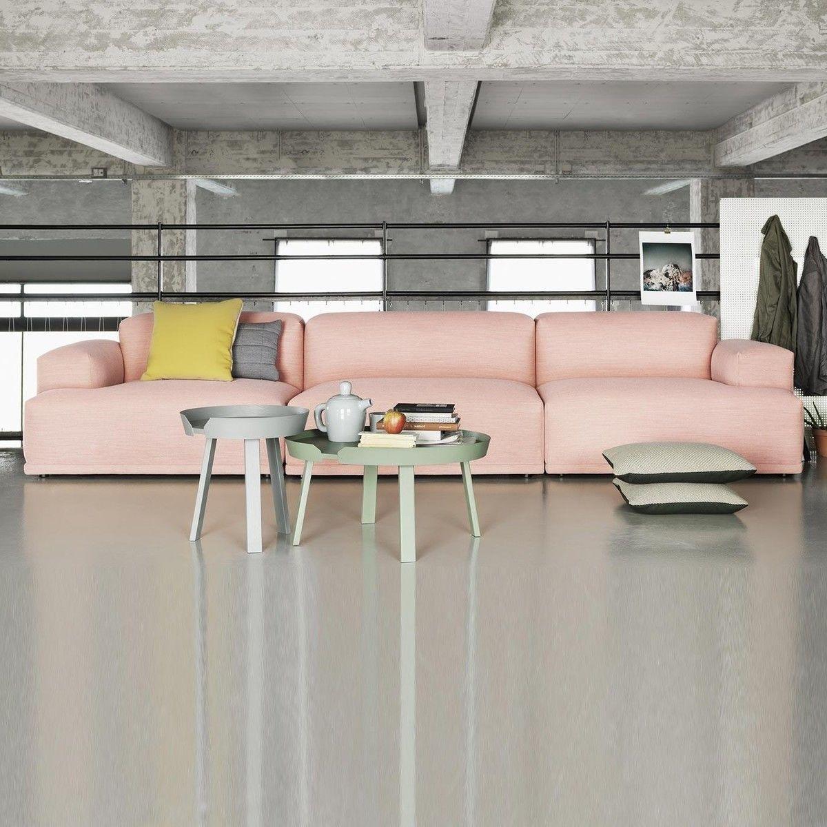 connect sofa module muuto. Black Bedroom Furniture Sets. Home Design Ideas