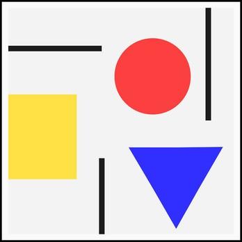 2 3er Kachel Bauhaus