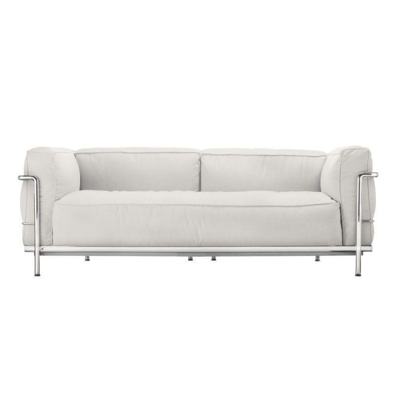 Le Corbusier LC3 Outdoor Sofa | Cassina | AmbienteDirect.com