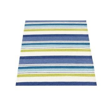 pappelina - Folke Teppich 70x100cm - blau