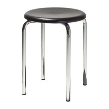 Richard Lampert - Tom Stool Frame Chromed