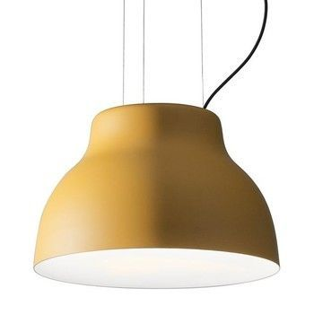 - Cicala LED Pendelleuchte - gelb/matt/3000K/1750lm