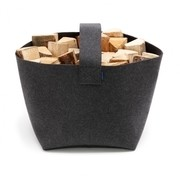 Hey-Sign - Felt Fire Wood Basket 48x50cm
