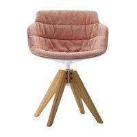 MDF Italia - Flow Slim Armchair Upholstered New Edition 2
