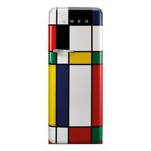 Smeg - Réfrigérateur avec congélateur FAB28 Multicolour