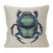 ferm LIVING - Salon Kissen Beetle 40x40cm