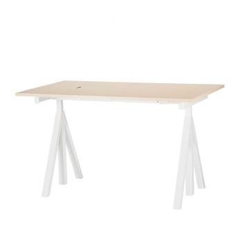 Table Works 140x78cm String Bureau De trxsQdCBho