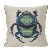 ferm LIVING - ferm LIVING Salon Kissen Beetle 40x40cm
