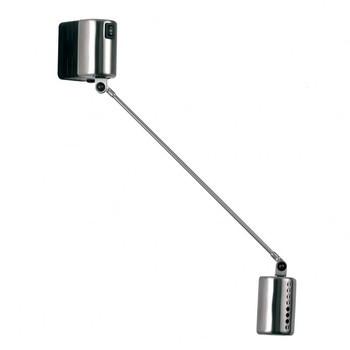 Lumina - Daphine Parete 35 LED Wandleuchte - vernickelt/Metall/35x8x8cm/3000K-320lm