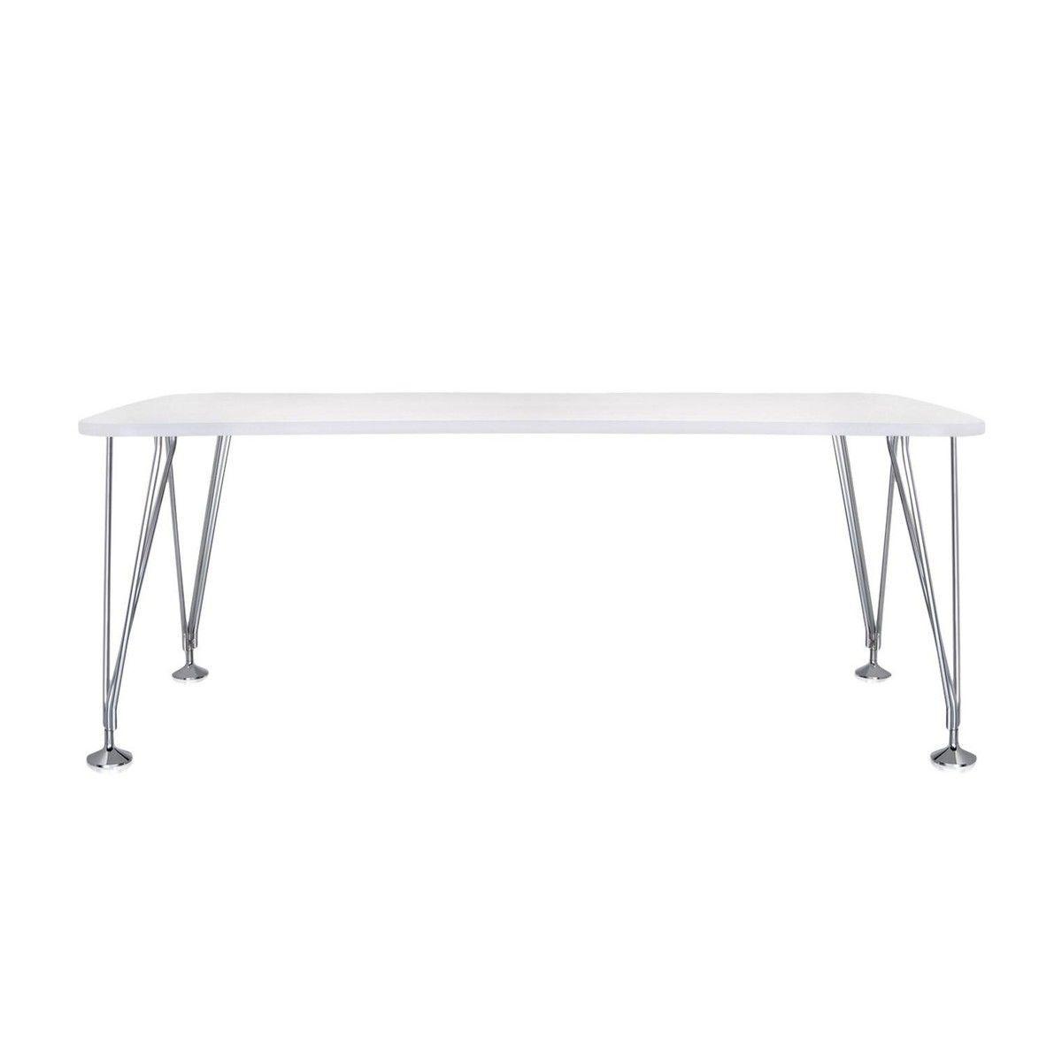 max table xcm  kartell  ambientedirectcom - kartell  max table xcm