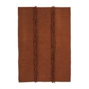 Nanimarquina - Mía Brick - Tapis de laine 200x300cm