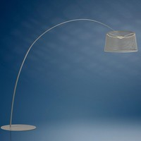 Foscarini - Twice as Twiggy Grid LED Außenstehleuchte