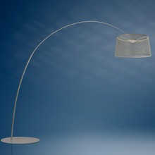 Foscarini - Twice as Twiggy Grid LED-Lampadaire de jardin