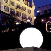Moonlight - Moonlight MFL - Lámpara para exteriores Ø25cm