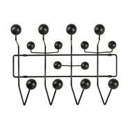 Vitra - Hang it all Special Edition Coat Rack - ash black/frame black