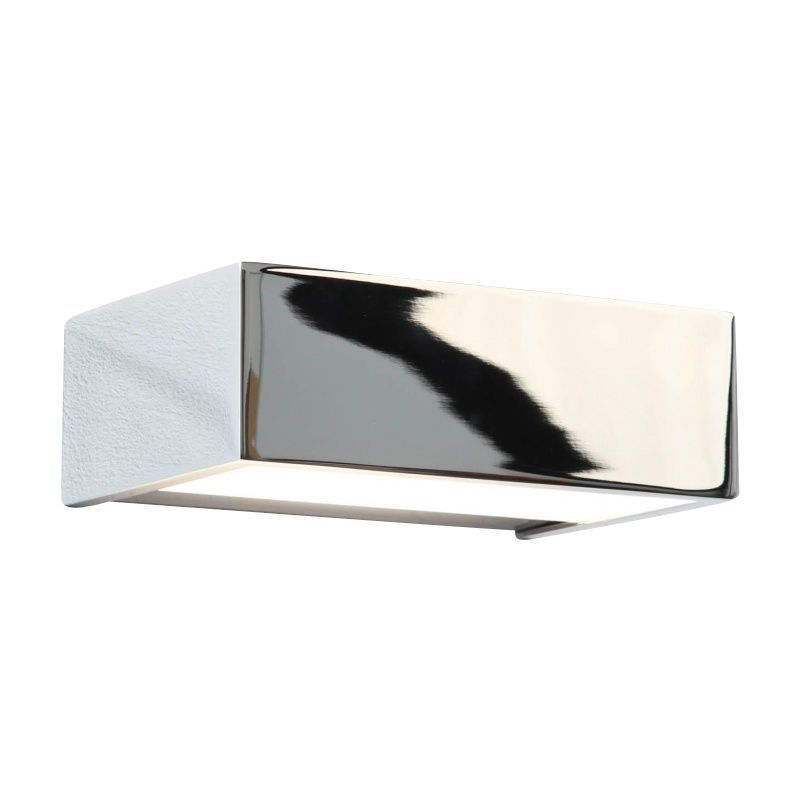 box wall lamp chrome decor walther. Black Bedroom Furniture Sets. Home Design Ideas