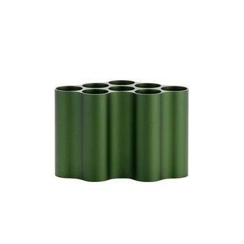 - Nuage Vase klein - efeu/LxBxH 19.5x11x13cm