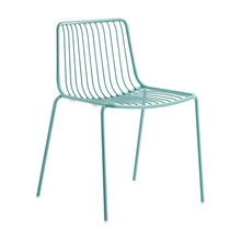 Pedrali - Nolita 3650 Garden Chair/ Low Backrest